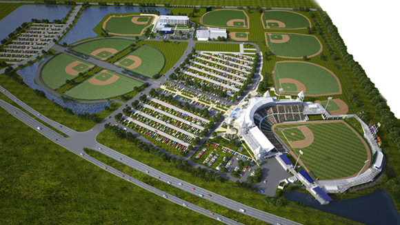 Twins spring-training renovations
